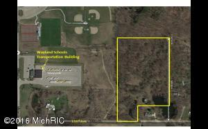 Property for sale at 133rd Avenue, Wayland,  MI 49348