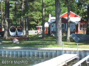 Property for sale at 8540 W Silver Lake Road, Mears,  MI 49436