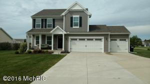 Property for sale at 8237 Hemel Lane, Richland,  MI 49083