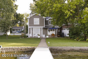Property for sale at 1620 Burlington Road, Hickory Corners,  MI 49060