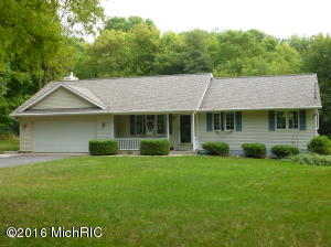 Property for sale at 7812 32nd Street, Richland,  MI 49083
