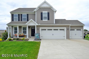 Property for sale at 8237 Hemel Lane, Richland,  MI 49083