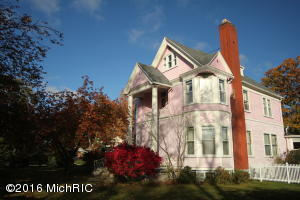 Single Family Home for Sale at 1694 Jefferson Muskegon, Michigan 49441 United States