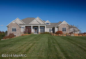 Property for sale at 6319 Canterwood, Richland,  MI 49083