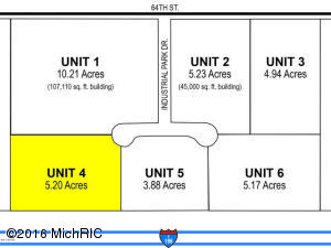 Property for sale at 38 Industrial Park Drive Unit 4, Holland,  MI 49423