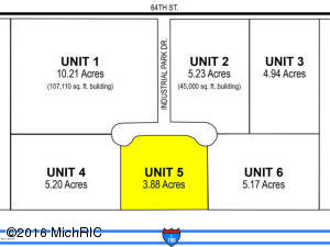 Property for sale at 50 Industrial Park Drive Unit 5, Holland,  MI 49423