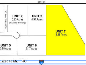 Property for sale at 100 E 64th Street Unit 7, Holland,  MI 49423