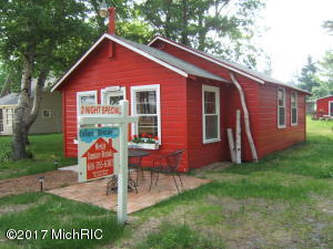 Property for sale at 8532-1 W Silver Lake Road, Mears,  MI 49436