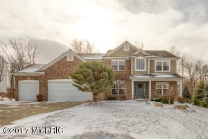 2908 S SADDLE RIDGE Court, Rockford, MI 49341