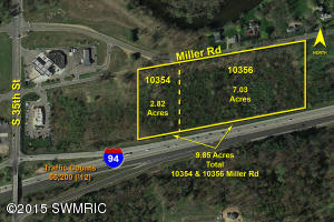 Property for sale at 10354 Miller Drive Unit & 10356, Galesburg,  MI 49053