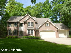 Property for sale at 9265 Shore Oaks Lane, Richland,  MI 49083