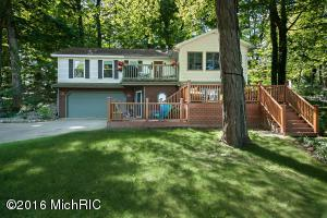 Property for sale at 7932 Shore Lane, Watervliet,  MI 49098