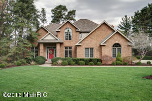 Property for sale at 44 Bay Meadows Drive, Holland,  MI 49424