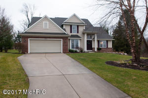 Property for sale at 9000 Compass Point Circle, Galesburg,  MI 49053