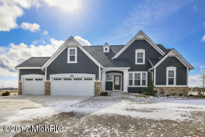 Property for sale at 4401 Grand Point Drive, Holland,  MI 49424