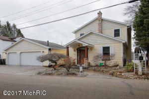 Property for sale at 543 Treasure Island Drive, Mattawan,  MI 49071