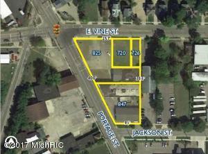 825-847 Portage Street, Kalamazoo, MI 49007