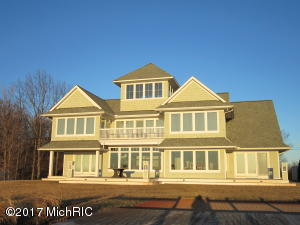 Property for sale at 17080 Lakeshore Hills Drive, West Olive,  MI 49460