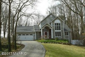 Property for sale at 4772 Crestridge Court, Holland,  MI 49423