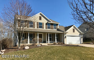 2881 N Saddle Ridge Court, Rockford, MI 49341