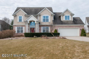 Property for sale at 8892 Four Points Circle, Galesburg,  MI 49053