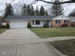 Property for sale at 2457 Okemos Drive, Grand Rapids,  MI 49506
