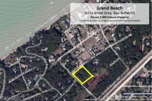 51315 Arnold Drive, New Buffalo, Michigan 49117, ,Land,For Sale,Arnold,17013026
