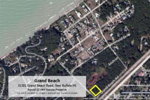 51301 Grand Beach Road, New Buffalo, Michigan 49117, ,Land,For Sale,Grand Beach,17013033
