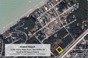 51303 Grand Beach Road, New Buffalo, Michigan 49117, ,Land,For Sale,Grand Beach,17013224