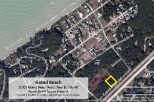 51305 Grand Beach Road, New Buffalo, Michigan 49117, ,Land,For Sale,Grand Beach,17013232