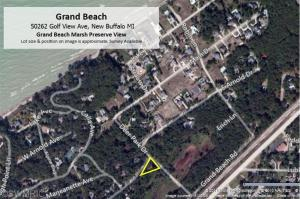 50262 Golf View Avenue, New Buffalo, Michigan 49117, ,Land,For Sale,Golf View,17013219