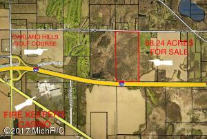 Property for sale at 0 H Dr North, Battle Creek,  MI 49014