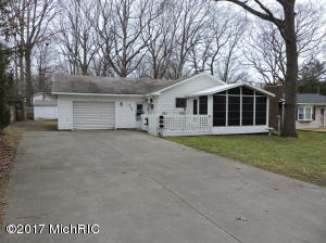 Property for sale at 689 N West Drive, Mears,  MI 49436