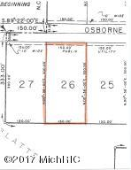 Property for sale at Parcel 26 Osborne Road, Delton,  MI 49046