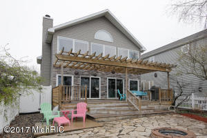 Property for sale at 991 Treasure Island Drive, Mattawan,  MI 49071