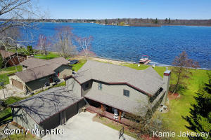 Property for sale at 8436 Burrows Drive, Orleans,  MI 48865