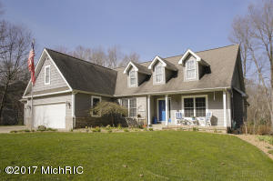 Property for sale at 7129 Marsh Ridge Trail, Augusta,  MI 49012