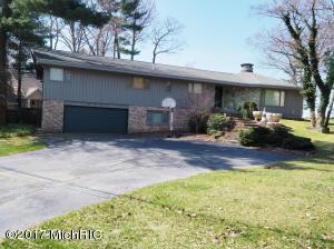 Casa Unifamiliar por un Venta en 3891 Norton Hills Muskegon, Michigan 49441 Estados Unidos