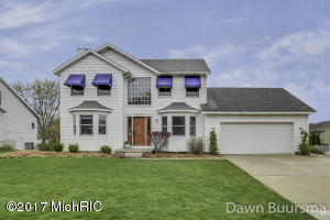 4139 Little Star Court, Grandville, MI 49418