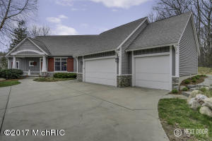 Property for sale at 17263 Beach Ridge Way, West Olive,  MI 49460