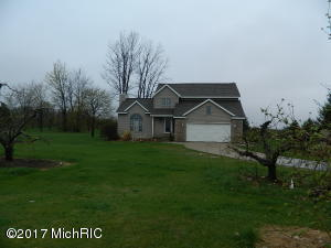17301 Callen Avenue, Kent City, MI 49330