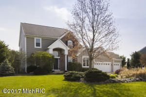 Property for sale at 3764 Compass Point Circle, Galesburg,  MI 49053