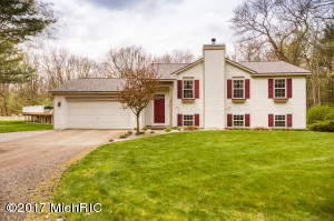 Property for sale at 3182 42nd Street, Hamilton,  MI 49419