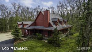 Property for sale at 4419 White Oak Court, Hamilton,  MI 49419