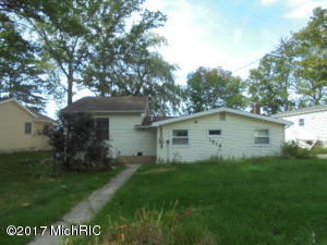 Property for sale at 1518 Shepard Street, Crystal,  MI 48818