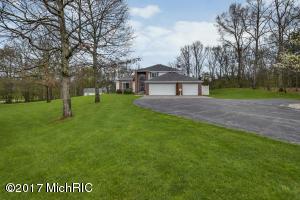 Property for sale at 3109 Jennifer Lane, Hamilton,  MI 49419