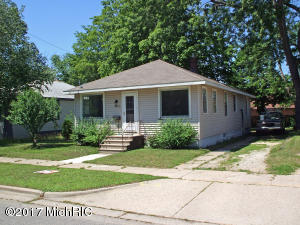 Property for sale at 2813 Lemuel Street, Muskegon Heights,  MI 49444