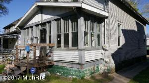 Property for sale at 324 Catherine Avenue, Muskegon,  MI 49442