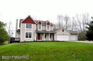 Property for sale at 4439 36th Street, Hamilton,  MI 49419