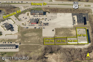 Property for sale at 125-187 Cental Eastowne Drive, Norton Shores,  MI 49444